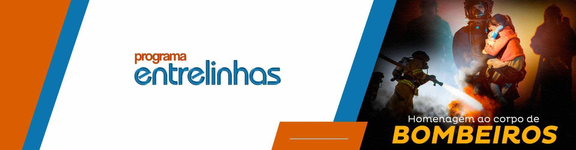 Banner Entrelinhas