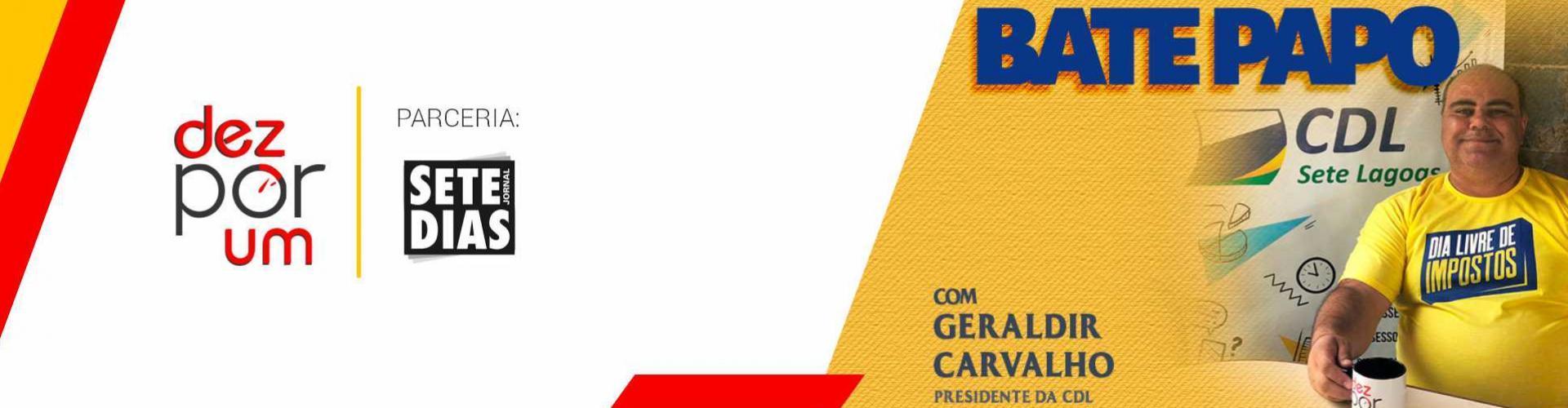 Dez Por Um - Geraldo Carvalho
