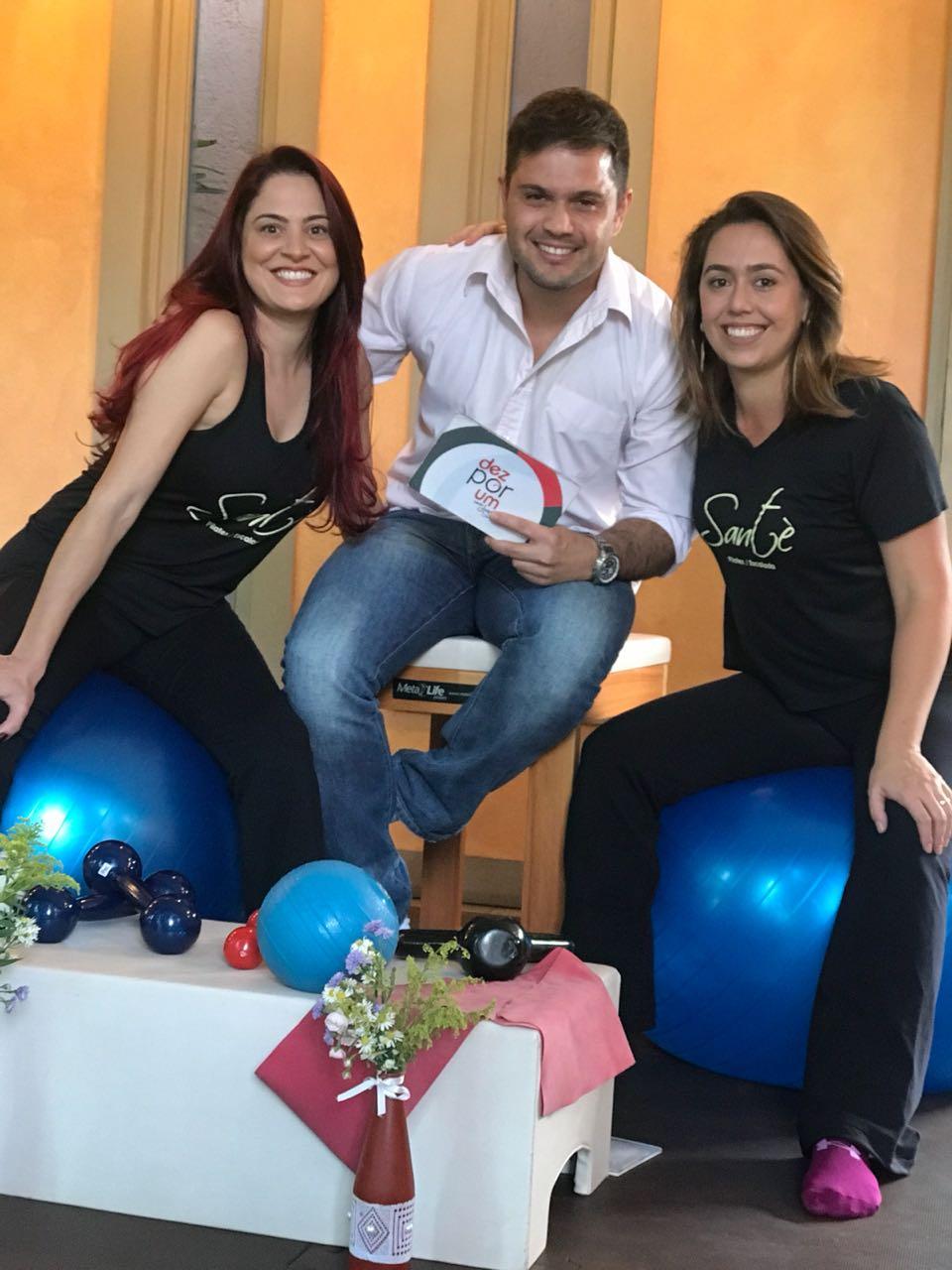 Adriane Dias e Nathália Martins