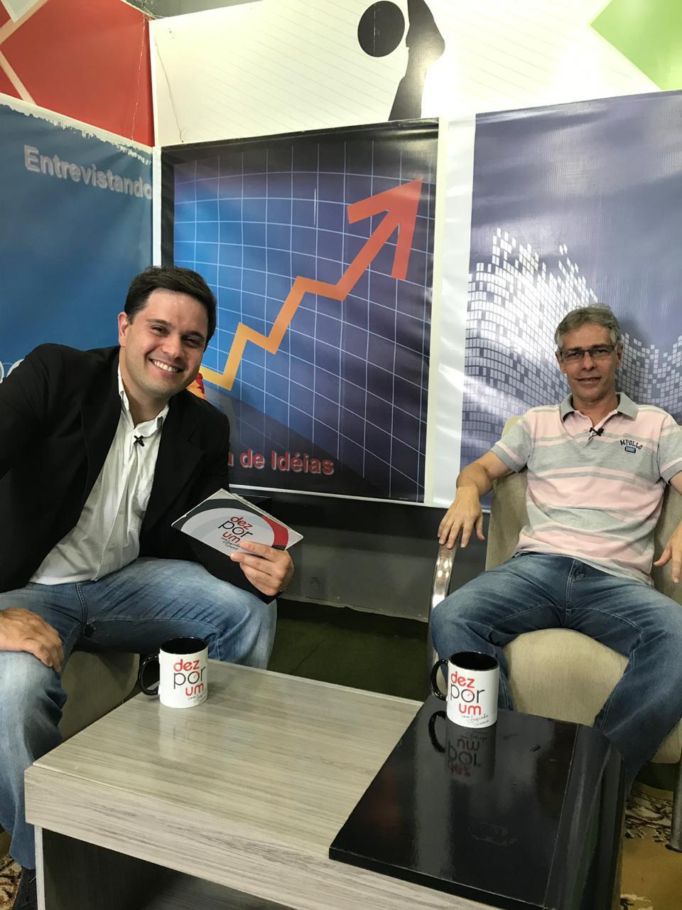 Santiago Santos - TV Sete Lagoas
